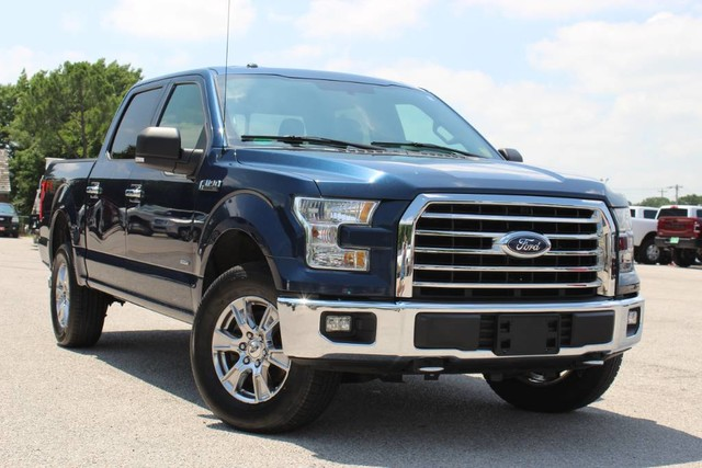 Pre-Owned 2015 Ford F-150 XLT 4X4 SUPERCREW ONE OWNER VERY CLEAN TRUCK
