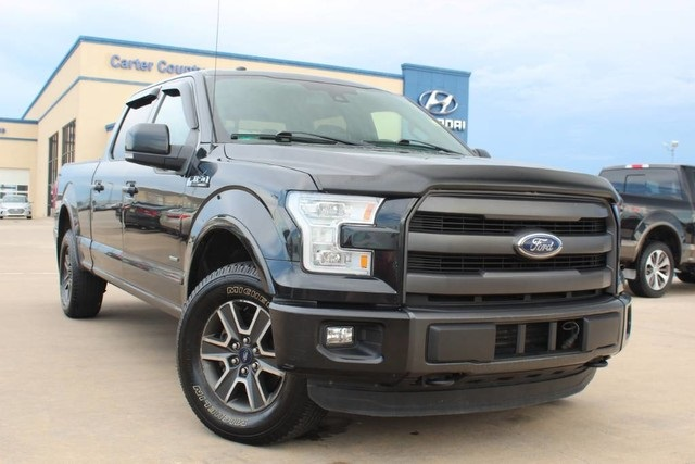 Pre-Owned 2015 Ford F-150 SuperCrew Lariat 4X4