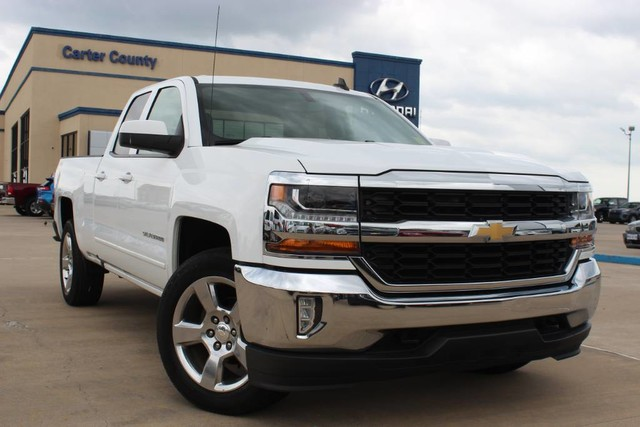 Pre-Owned 2016 Chevrolet Silverado 1500 LT LOADED AND LOW MILES MAKES A PERFECT TRUCK