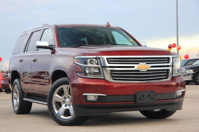 Pre-Owned 2017 Chevrolet Tahoe 4X4 PREMIER ONE OWNER FACTORY WARRANTY PRISTINE