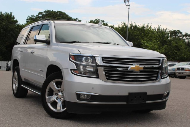 Pre-Owned 2018 Chevrolet Tahoe Premier LEATHER LOADED BACK UP CAMERA NAVIGATION LOW MILES