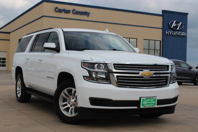 Pre-Owned 2018 Chevrolet Suburban LT LOADED OUT WITH AMAZING FEATURES AND LOW MILES