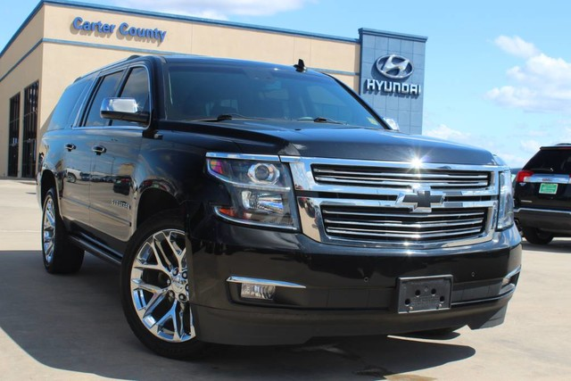 Pre-Owned 2016 Chevrolet Suburban LTZ READY FOR ANY ADVENTURE FOR THE FAMILY