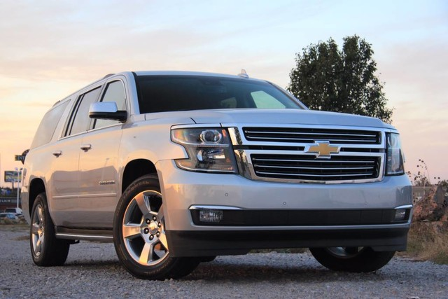 Pre Owned 2017 Chevrolet Suburban Premier Leather Bucket Seats And Next To None On Miles