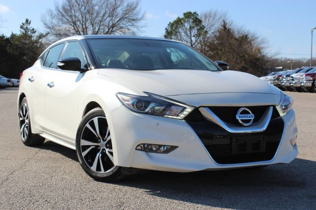 Pre-Owned 2017 Nissan Maxima SL ONE OWNER VERY LOW MILES FACTORY WARRANTY