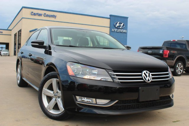 Pre-Owned 2015 Volkswagen Passat 1.8T Limited Edition THAT IS LOADED OUT FOR EVERYONE