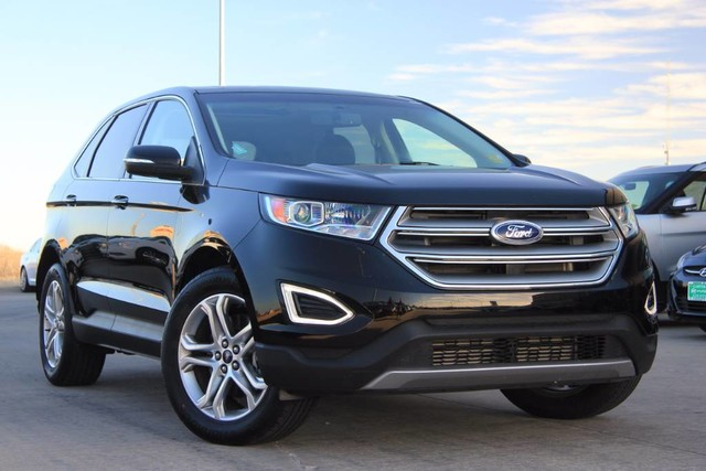 Pre Owned  Ford Edge Awd Titanium K Miles One Owner Factory Warranty