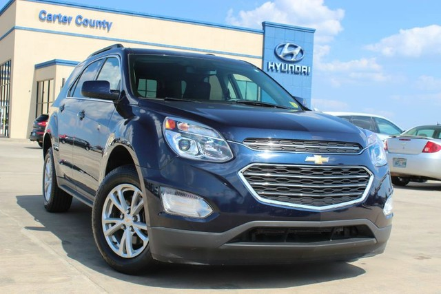 Pre-Owned 2017 Chevrolet Equinox LT ONE OWNER NEVER BEEN SMOKED IN AND CLEAN ALL AROUND