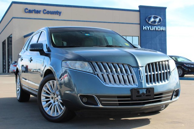 Pre Owned 2010 Lincoln Mkt 3rd Row Suv And Pristine Condition Inside