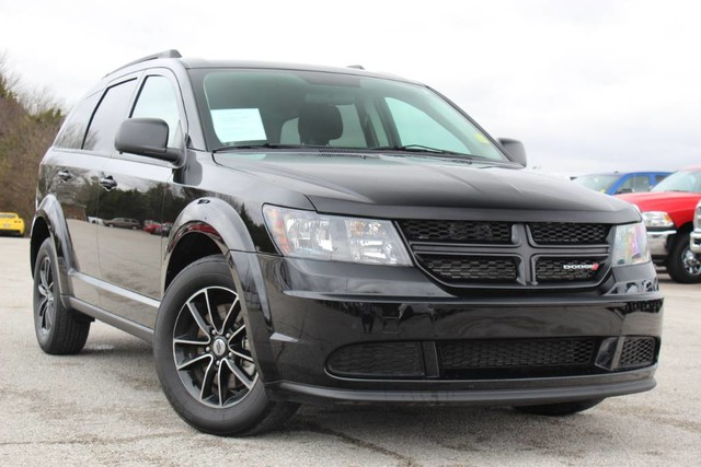 Pre-Owned 2018 Dodge Journey SE 3RD WITH LOW MILES FACTORY WARRANTY