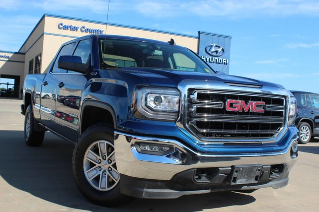 Pre-Owned 2018 GMC Sierra 1500 SLE LIKE NEW THAT IS A MUST SEE ON THIS TRUCK OF TRUCKS