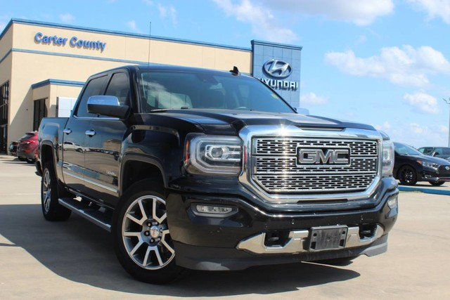 Pre-Owned 2017 GMC Sierra 1500 Denali LOADED AND ONLY ONE OWNER TRUCK MUST SEE