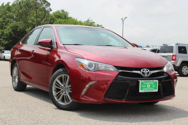 Pre-Owned 2016 Toyota Camry XLE BACK UP CAMERA SIRIUS XM RADIO VERY NICE LOW MILES