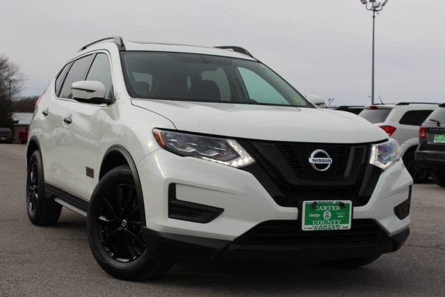 Pre Owned 2017 Nissan Rogue Sv One Star Wars Edition Back Up Camera