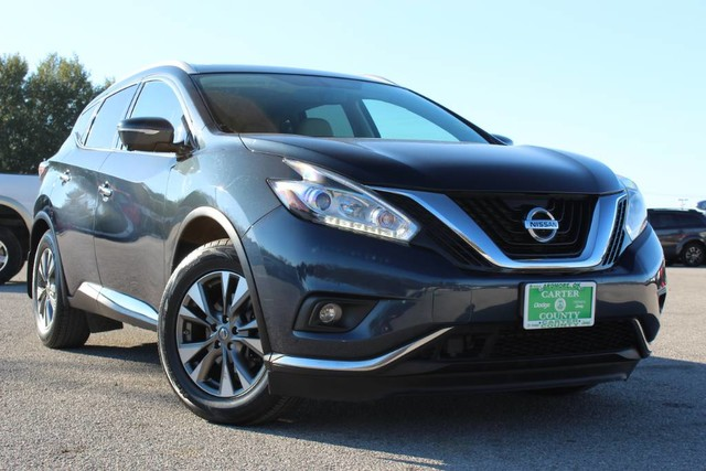 Pre-Owned 2015 Nissan Murano SL ONE OWNER HEATED LEATHER SEATING BACK UP CAMERA NAVIGATION