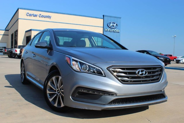 Pre-Owned 2015 Hyundai Sonata 2.4L Sport A CLASS ABOVE THE REST WITH GREAT FEATURES
