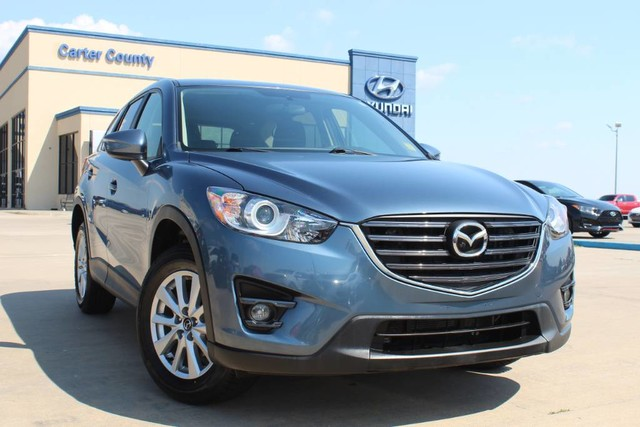 Pre-Owned 2016 Mazda CX-5 Touring ONE OWNER WITH LOW MILES AND TONS OF FEATURES