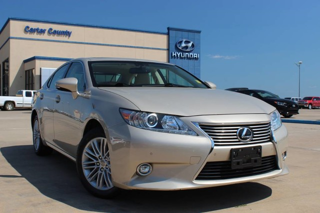 Pre-Owned 2015 Lexus ES 350 PRISTINE, ELEGANT, AND A MUST OWN WITH ONE OWNER