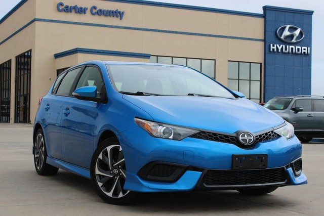 Pre-Owned 2016 Scion iM LOW LOW MILES AND GREAT TO DRIVE WITH AMAZING FEATURES
