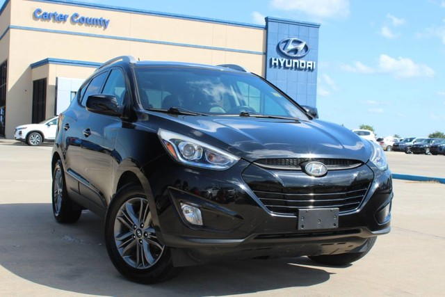 Pre-Owned 2015 Hyundai Tucson SE ALL AROUND AMAZING VEHICLE WITH ONLY ONE OWNER