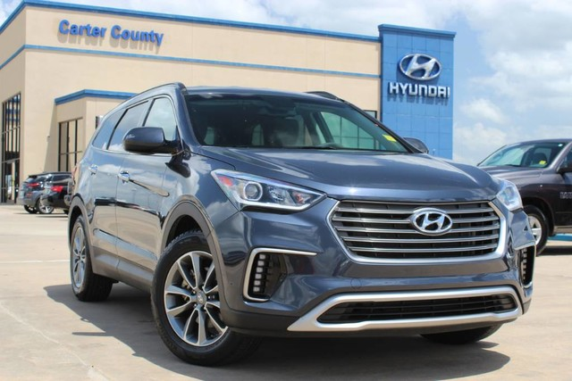 Pre-Owned 2018 Hyundai Santa Fe SE GREAT FUEL MILEAGE SUV WITH INCREDIBLY LOW MILES