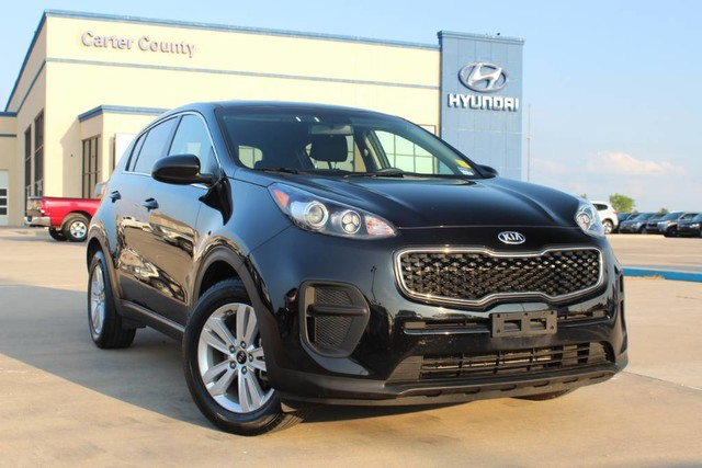 Pre-Owned 2019 Kia Sportage LX ONE OWNER AND GREAT FEATURES COME AND CHECK OUT