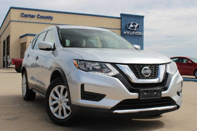Pre-Owned 2018 Nissan Rogue S CLEAN CARFAX AND ONE OWNER MUST SEE