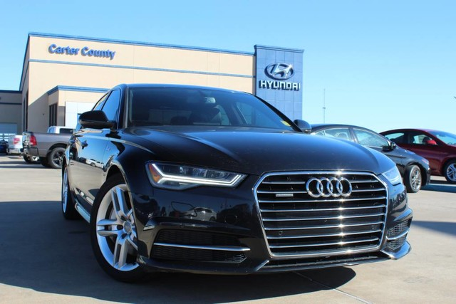 Pre-Owned 2016 Audi A6 3.0T Premium Plus WITH OUTSTANDING FEATURES