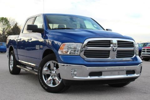 Pre-Owned 2018 Ram 1500 Big Horn 5.7L V8 LOW MILES FACTORY WARRANTY ONE OWNER