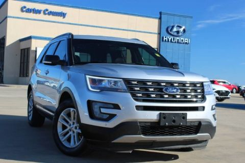 Pre-Owned 2017 Ford Explorer XLT WITH AMAZING FEATURES AND INCREDIBLY LOW MILES ONE OWNER