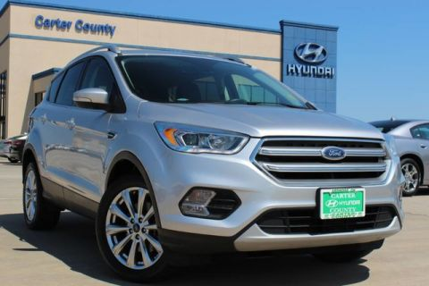 Pre-Owned 2017 Ford Escape LOADED OUT AND SUPER LOW MILES WITH GREAT FEATURES