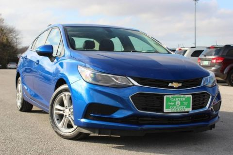 Pre-Owned 2018 Chevrolet Cruze LT SUPER LOW MILES LOW PAYMENTS GREAT MPG'S