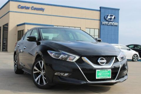 Pre-Owned 2017 Nissan Maxima SUNROOF, BLUETOOTH, AND MANY MORE FEATURES LOW MILES
