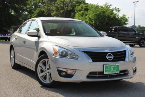 Pre-Owned 2015 Nissan Altima 2.5 SL VERY LOW MILES ONE OWNER FACTORY WARRANTY