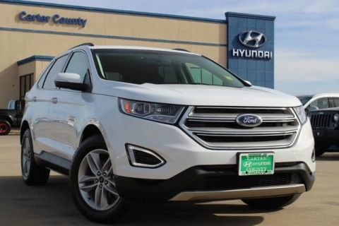 Pre-Owned 2016 Ford Edge LOW MILES AND ONE OWNER NON SMOKER SUV