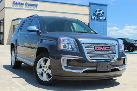 Pre-Owned 2016 GMC Terrain Denali WITH GREAT FEATURES AND LOW MILES