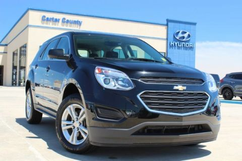 Pre-Owned 2017 Chevrolet Equinox LS LOW MILES, LOW PAYMENTS, AND LOWER PRICE