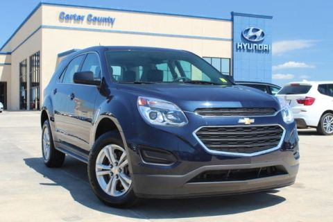 Pre-Owned 2017 Chevrolet Equinox LS LOW MILES AND RUNS PRISTINELY MUST SEE
