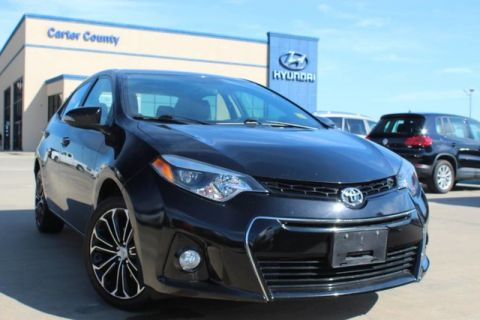 Pre-Owned 2016 Toyota Corolla L IN A CLASS OF ITS OWN WITH GREAT FUEL MILEAGE
