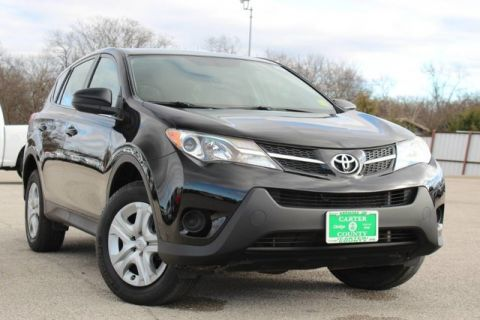 Pre-Owned 2015 Toyota RAV4 LE ALL WHEEL DRIVE LOW MILES FANTASTIC CONDITION