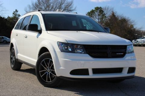Pre-Owned 2018 Dodge Journey SE ONE OWNER LOW MILES FACTORY WARRANTY 3RD ROW SUV
