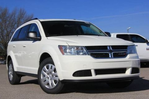 Pre-Owned 2018 Dodge Journey SE THIRD ROW SEATS CLEAN CARFAX LOW MILES