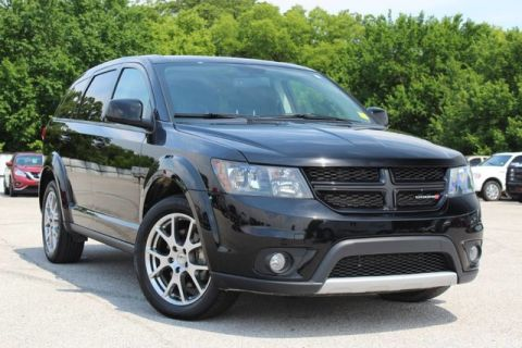 Pre-Owned 2017 Dodge Journey GT ALL WHEEL DRIVE FACTORY WARRANTY ONE OWNER