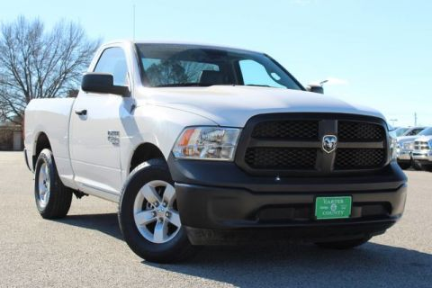 Pre-Owned 2019 Ram 1500 Classic Tradesman FACTORY WARRANTY LOW MILES DEALER DEMO