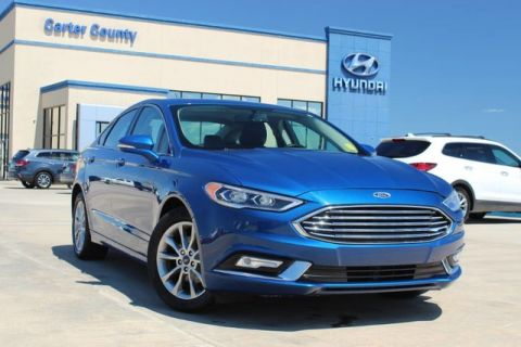 Pre-Owned 2017 Ford Fusion SE INCREDIBLY LOW MILES AND SUPERB CONDITION ALL AROUND