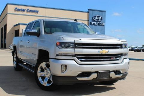 Pre-Owned 2016 Chevrolet Silverado 1500 LTZ WITH ALL THE FEATURES THAT ARE A MUST SEE