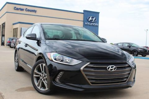 Pre-Owned 2018 Hyundai Elantra Limited LOADED AND GREAT CONDITION MUST SEE