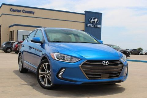 Pre-Owned 2018 Hyundai Elantra Limited LOW MILES, LOW PAYMENTS, AND GREAT VEHICLE