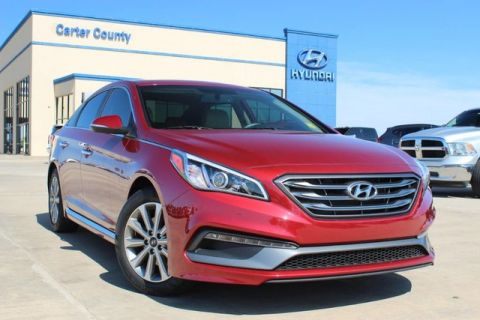 Pre-Owned 2016 Hyundai Sonata 2.4L Limited LOW MILES, GREAT PRICE, AND BEAUTIFUL