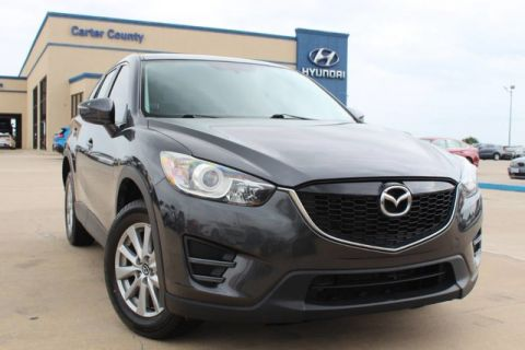 Pre-Owned 2016 Mazda CX-5 Sport WITH ONE OWNER AND LOW LOW MILES
